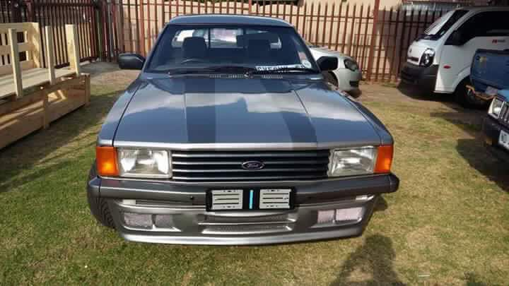 Ford Cortina Bakkie Car Ford Ford Pickup Ford