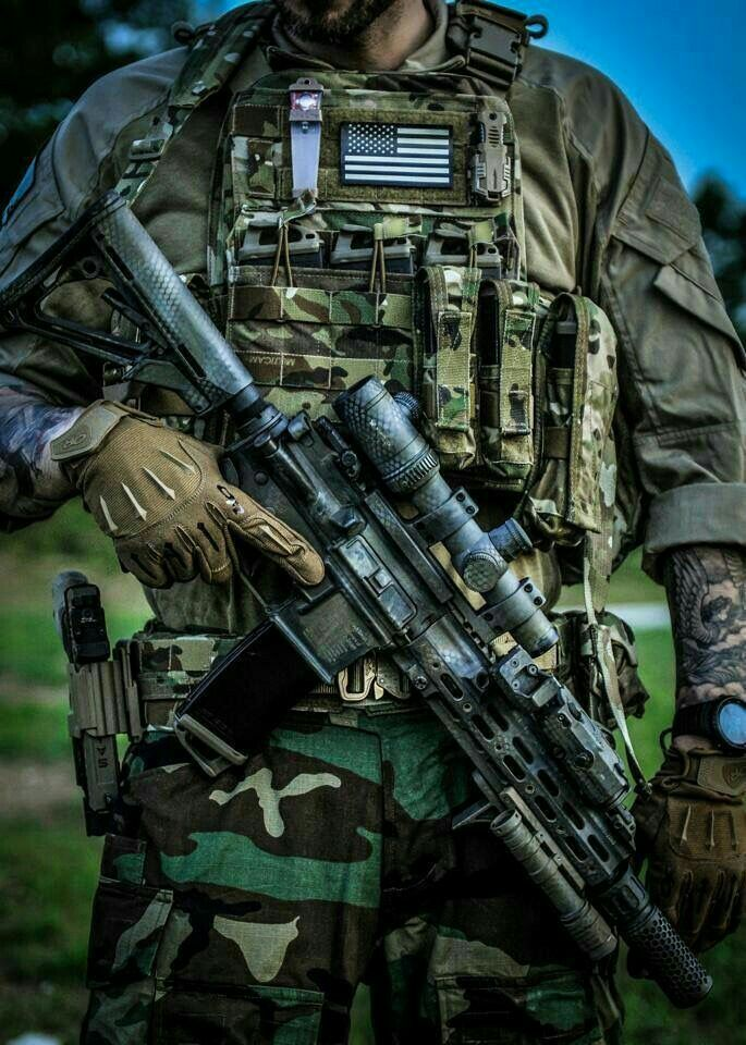 Multicam Woodland Ranger Green Guns Tactical Gear