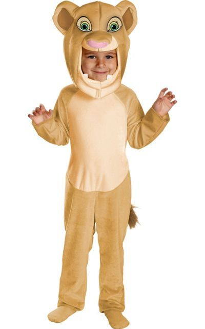 244a4f425 Girls Lion King Nala Costume - Party City | Family costume ideas ...