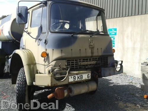 9573fc9161 Bedford TK Fuel Tanker for sale