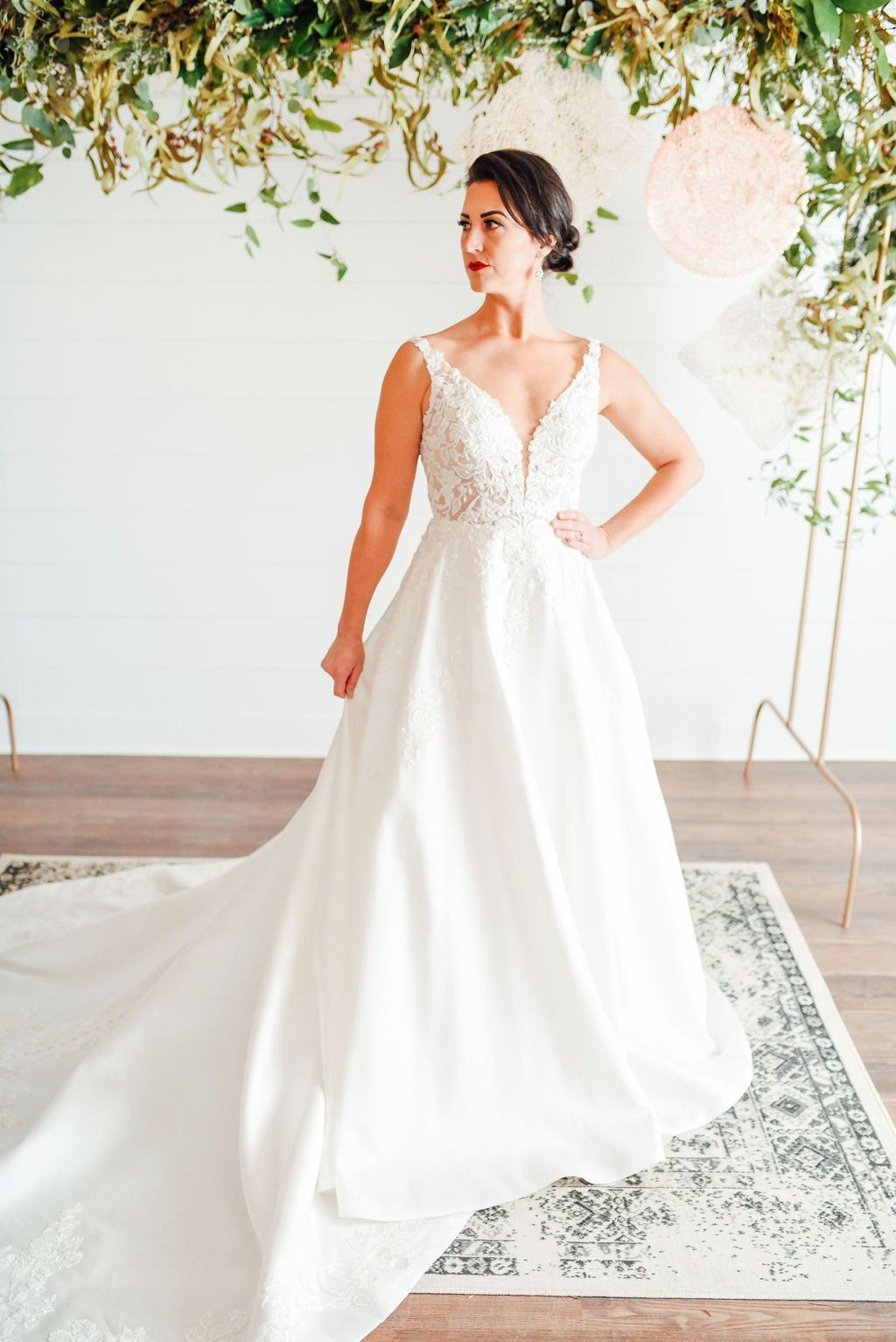 The Wedding Studio in Greenwood Indiana offers a unique