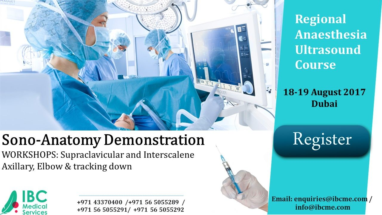 Regional Anaesthesia Ultrasound Course ABDOMEN WORKSHOPS Rectus ...