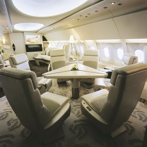 Be Beautiful Angels Private Jet Interior Aircraft Interiors Luxury Private Jets