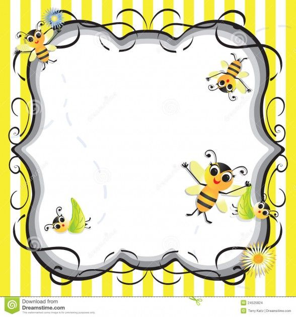 Baby Shower Invitations Cute Bee Baby Shower Party Invitation – Baby Shower Party Invitations