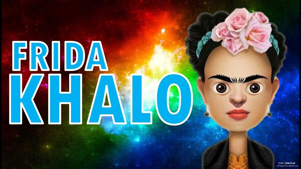 Frida Kahlo Para Ninos Con Imagenes Biografia De Frida Kahlo