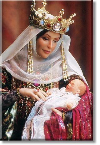 Battesimo della Principessa Aurora