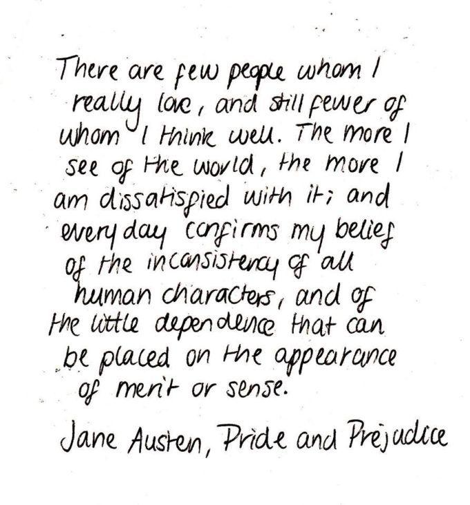 TOP 15 Famous Quotes Pride And Prejudice #prideandprejudice