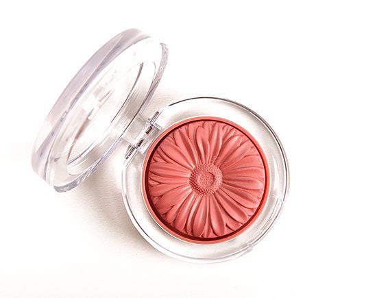 Clinique Ginger Pop 01 Cheek Pop Blush Review Photos Swatches Produits De Beaute Beaute Corail