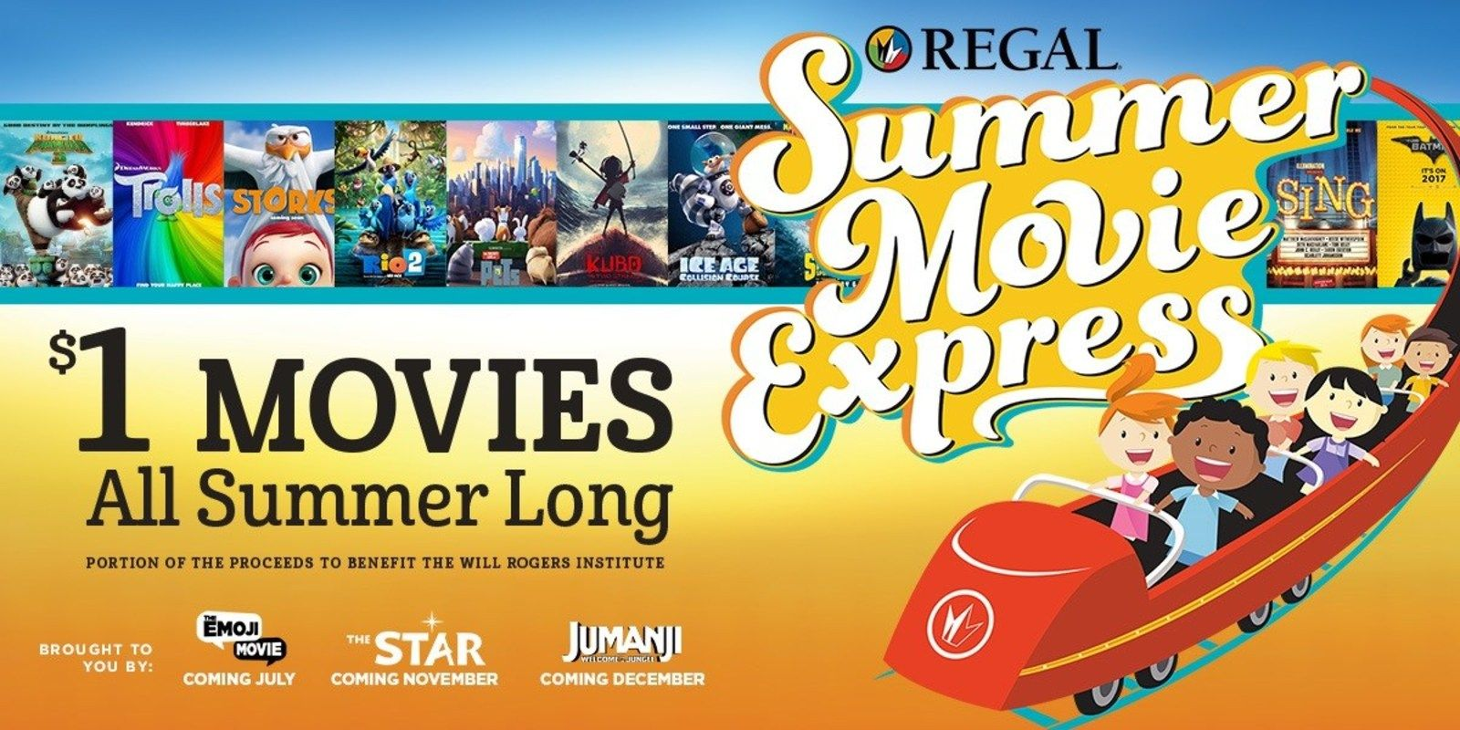 Movie Park Coupon Regal Theaters 1 Summer Movies Deal Family Parents Children