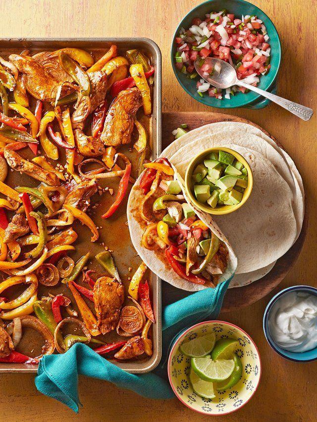 15 Fajita Ideas to Add Sizzle to Your Supper Fajita Recipes t