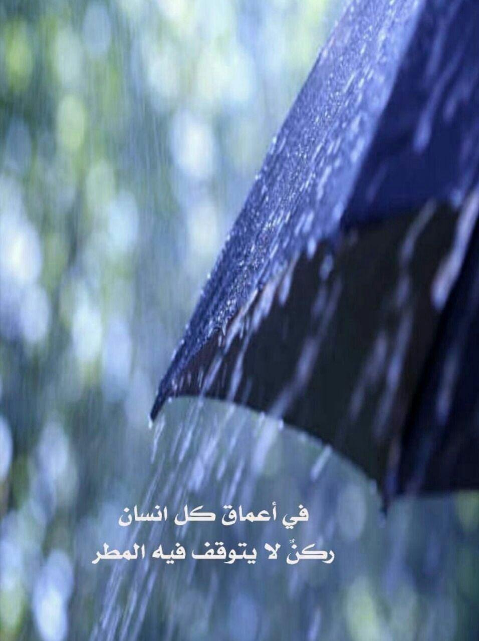 لا جدوى من الاحتماء بمظل ة الكلمات فالصمت أمام المطر أجمل A N S كلنات مطر صمت Movie Posters Movies Poster