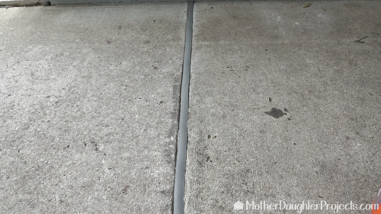 How To Replace Wood Expansion Joints In Concrete In 2020 Expansion Joint Concrete Patio Designs Concrete
