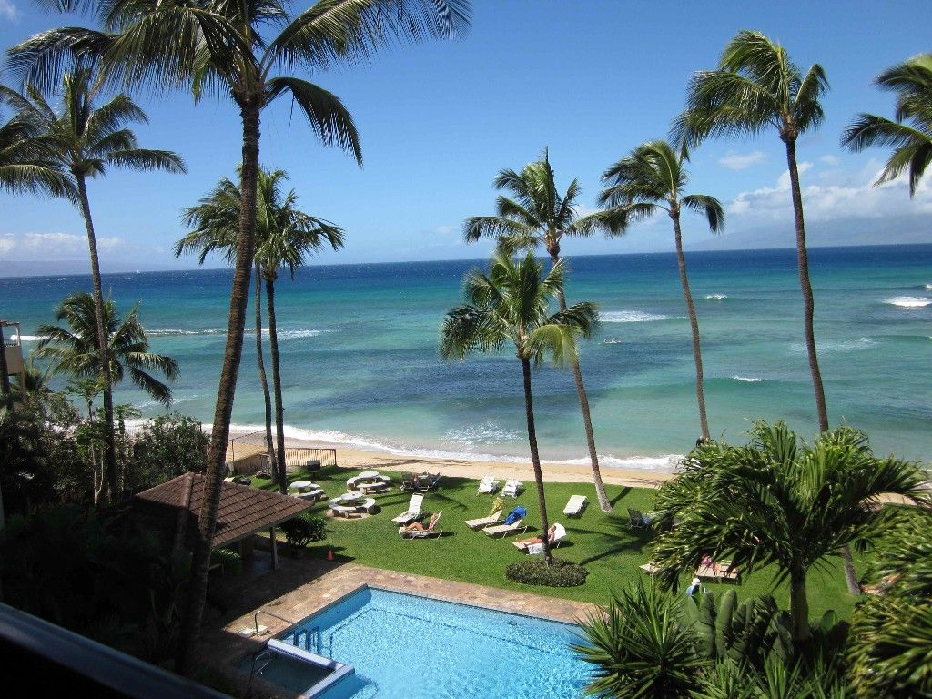 Vrbo Com 431440 Direct Oceanfront Freshly Updated Home On The Beach Maui Condo Condo Vacation Rentals Vacation Rental