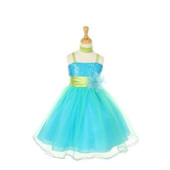 Cinderella Couture Belle-106-Two tone Sequence illusion dress  $129.99    Available in Purple, Turquoise and Fuchsia  Sizes 2-14  Fabric: sequences, mesh, poly-lining, charmeuse   Made in USA