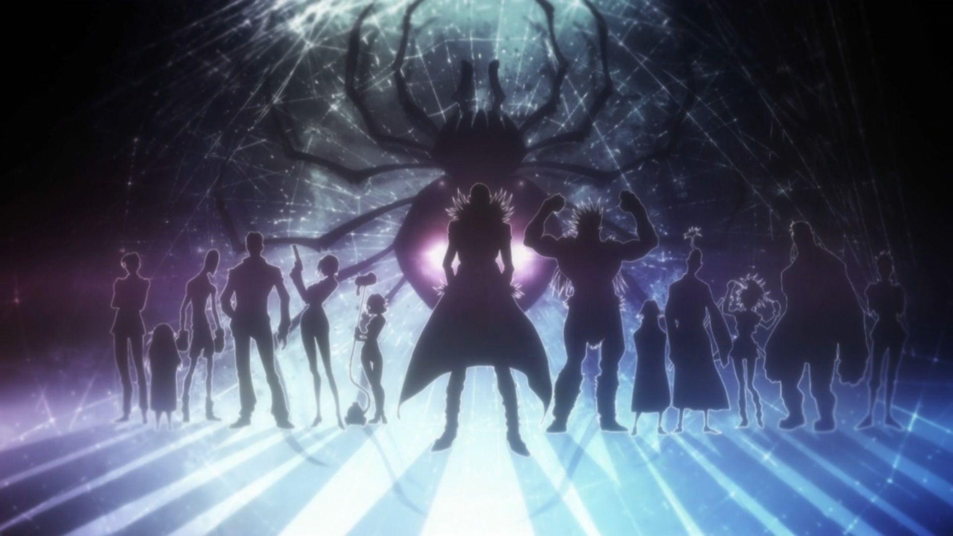 Hunter X Hunter Wallpaper 2 Anime Hunter Hisoka Trupe Fantasma