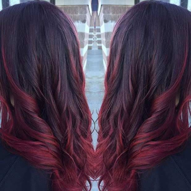 Amazing Dark Red Hair Color Ideas Wine Red Hair Red Hair Color Dark Red Hair