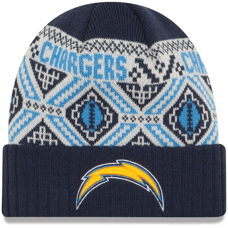 Los angeles chargers new era youth cozy cuffed knit hat navy jpg 800x800 Nfl  chargers visor d1c368fd3