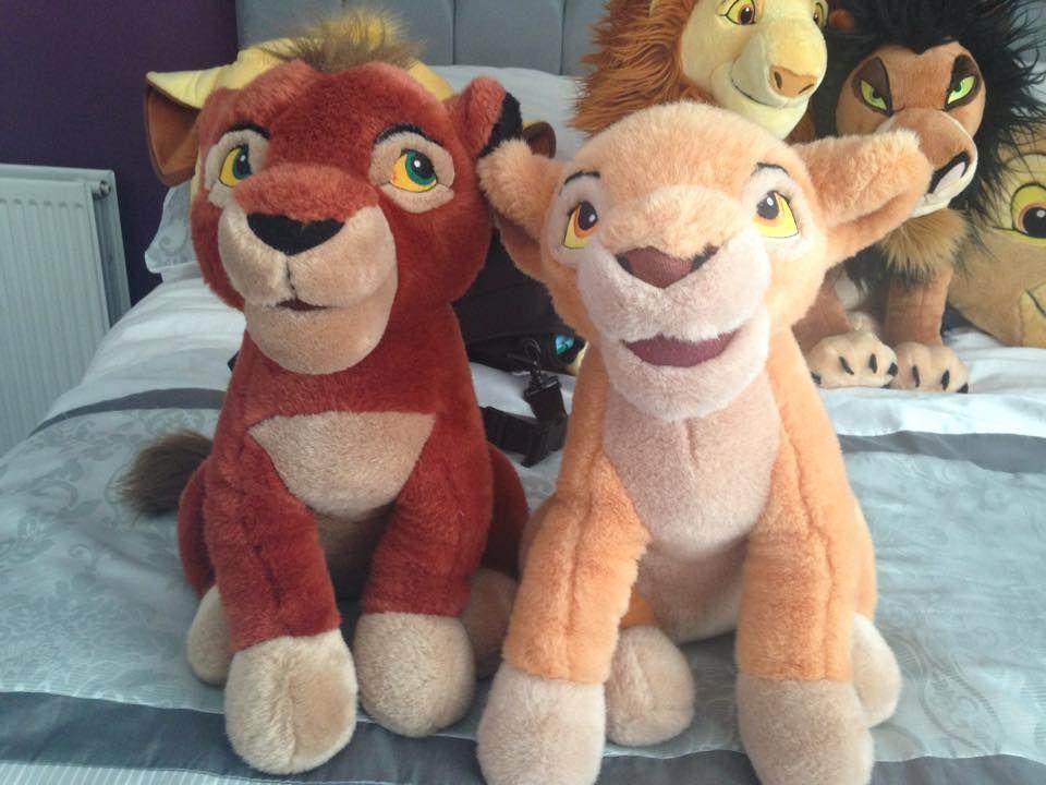 609ce4c8c4a Lion King Disneystore Kiara and Kovu Plushies by LittleRolox3 on DeviantArt