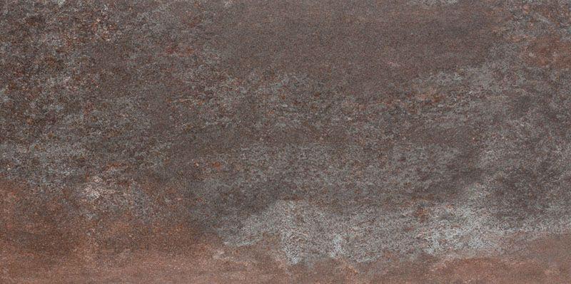 STEEL CORTEN MATE 60X120 RET - Linha Steel   Cerâmica Portobello