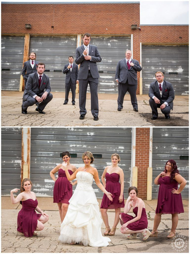 A Stunning Wine and Ivory Rustic Country Wedding Funny