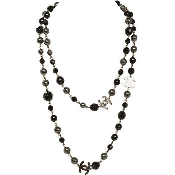 Faux Pearl Beaded Necklaces Long Necklaces Long Length Necklaces