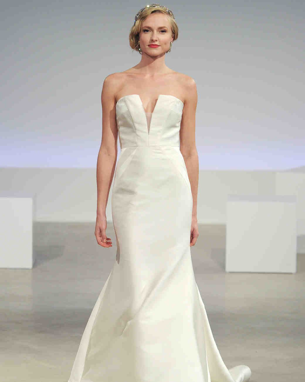 Anne Barge Fall 2017 Wedding Dress Collection