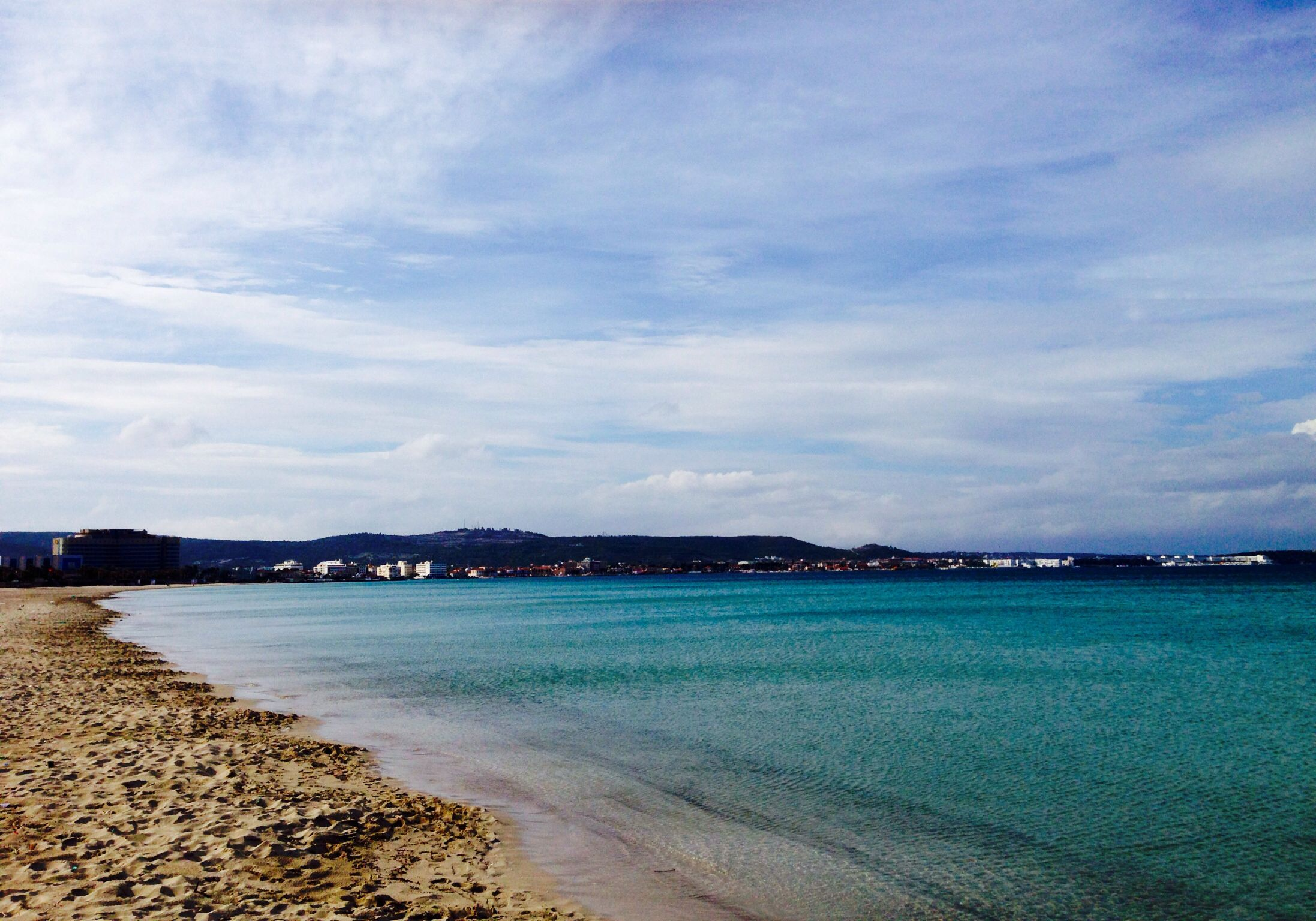 Sea and sand - Beach life - enjoy