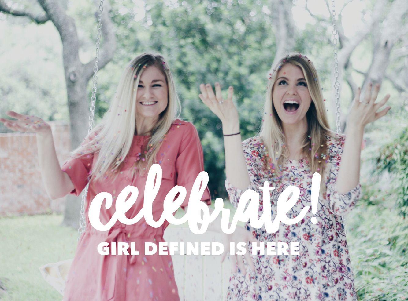 CELEBRATE! The Girl Defined Book is finally here!!
