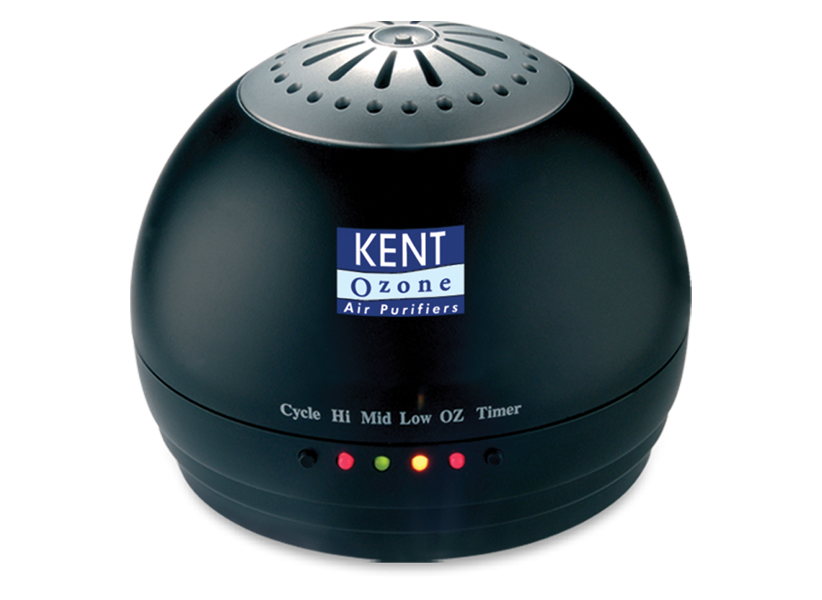 Kent Ozone Table Top Air Purifier effectively kills