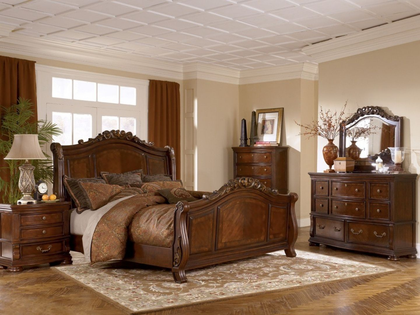 Ashley Furniture Bedroom Furniture | Bedroom Furniture For Girls : King Size  Bedroom Sets Ashley Furniture