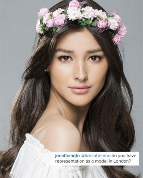 f121ecf8842183 Liza Soberano gets modeling offer abroad
