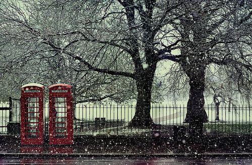 Imagen de london, snow, and winter
