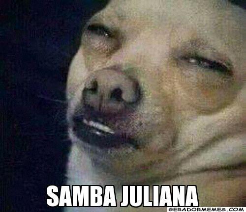 Resultado de imagem para juliana meme