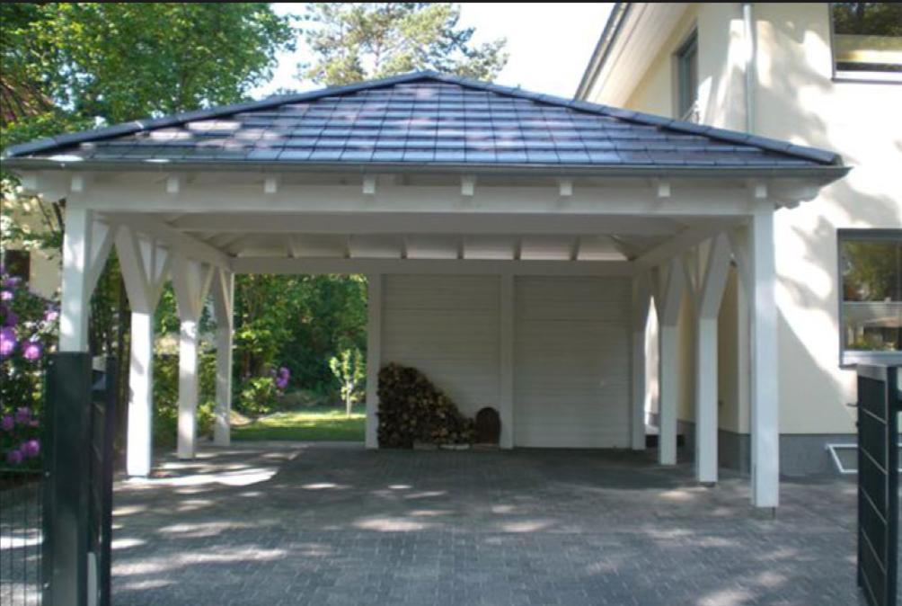 carport outdoor living. Black Bedroom Furniture Sets. Home Design Ideas