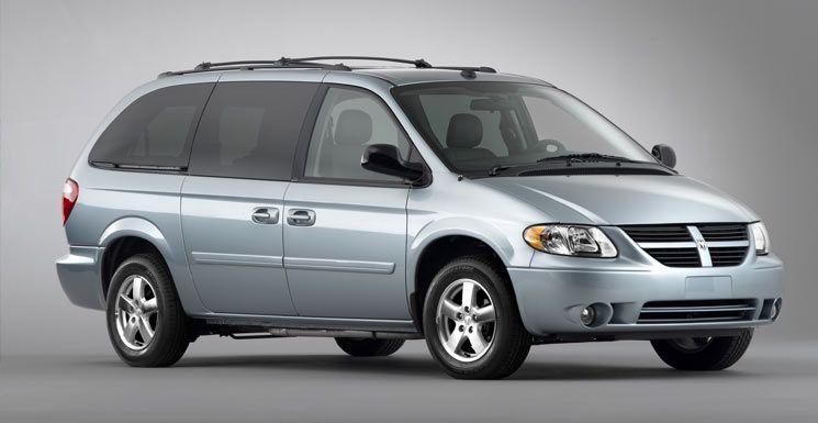 2005 Dodge Caravan Mini Van Grand Caravan Chrysler Grand Caravan