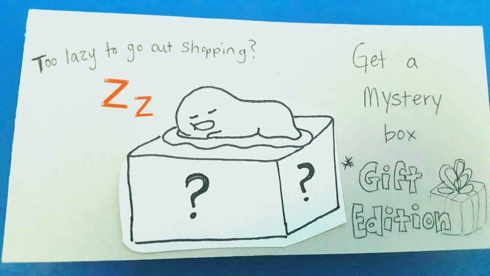 Are you too lazy to get out of bed to go buy a gift for