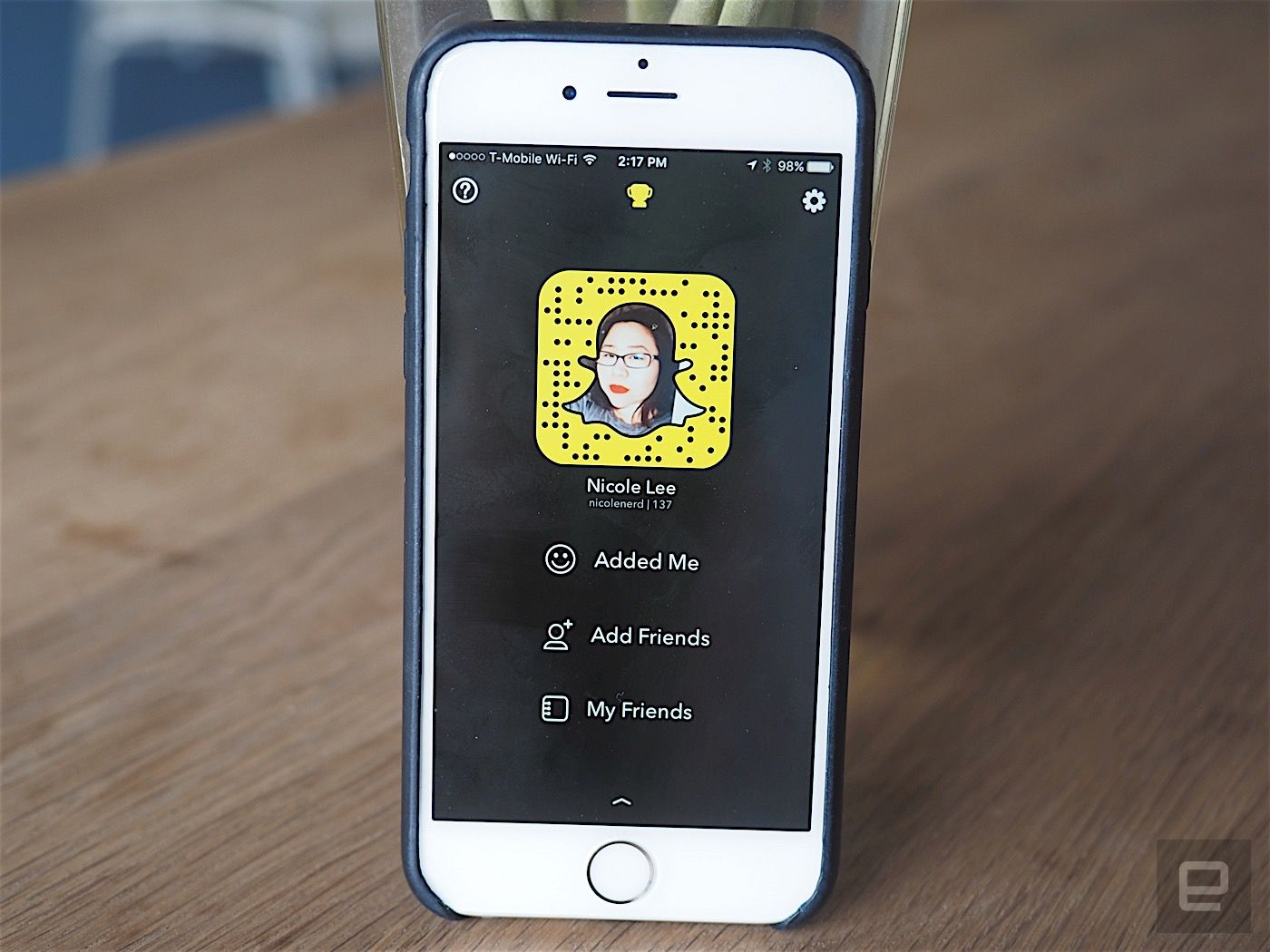 This thirtysomething finally figured out Snapchat