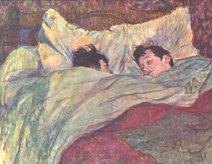 первый раз две девушки в кровати