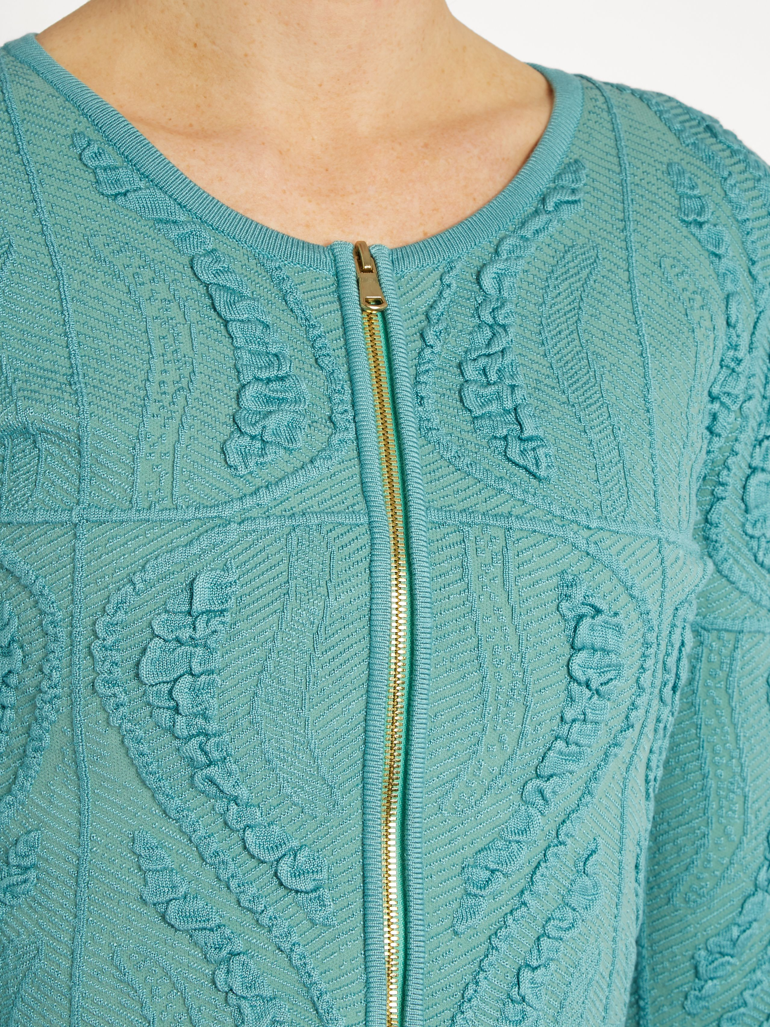Atoll technical silk-blend cropped cardigan | Sophie Theallet | MATCHESFASHION.COM