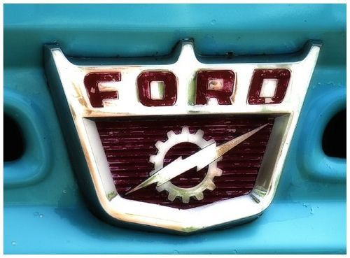 Cool Ford 2017 Old Ford Pickup Truck Classic Rides Car Emblems