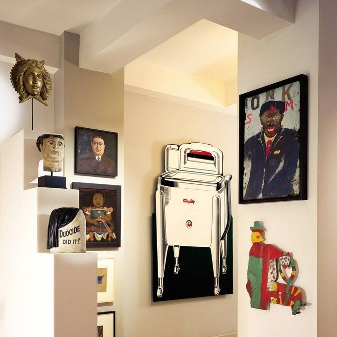 How to Hang a Picture: 6 Ways To Hang and Display Art | Staircases