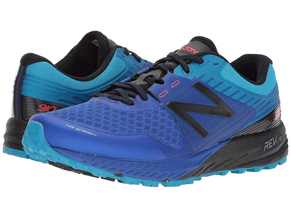 707e0ad52d97 New Balance 910 V4 (Pacific Maldives Black) Men s Running Shoes. The ...
