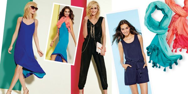 6989aa356 How to Wear Summer's Top Trends with Avon mark. #summerfashion ...