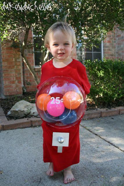 bubblegum machine costume Costume Ideas Pinterest Homemade - good halloween costumes ideas