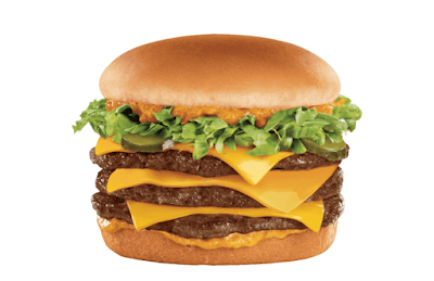 Jack In The Box Debuts New Triple Bonus Jack With A 4 99 Combo Jack In The Box Makes The Bonus Jack Better With The New Tri Fast Food Items Food Reviews Food