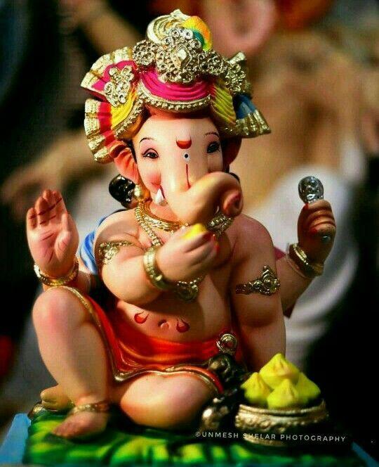Ganapati Bappa Morya Ganesh Images Ganesh Idol Baby Ganesha