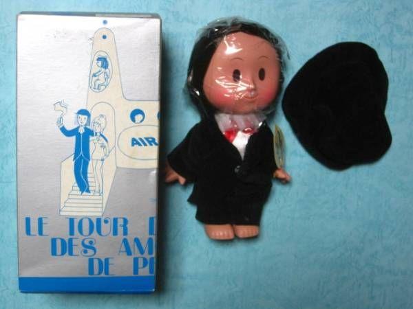Mini Bambola Misb Pocket Pretty Eva 1979 Luca Giochi Italy Tiny Barbie Doll Dolls & Bears