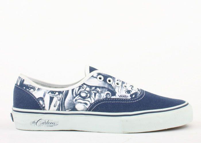rare vans | Vans , Vans Authentic | Shoes | Pinterest | Cartoon ...