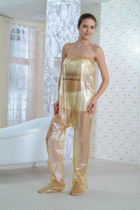 367a79ec095 Amazon.com  Slim Sauna Suit for Body Weight Loss (Bath Suit)   Anion ...