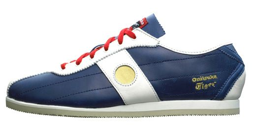 best service f6cbc 17b02 Onitsuka tiger nippon 1960 with gold circle Träningsskor, Retro Mode,  Sneakers, Tennis,
